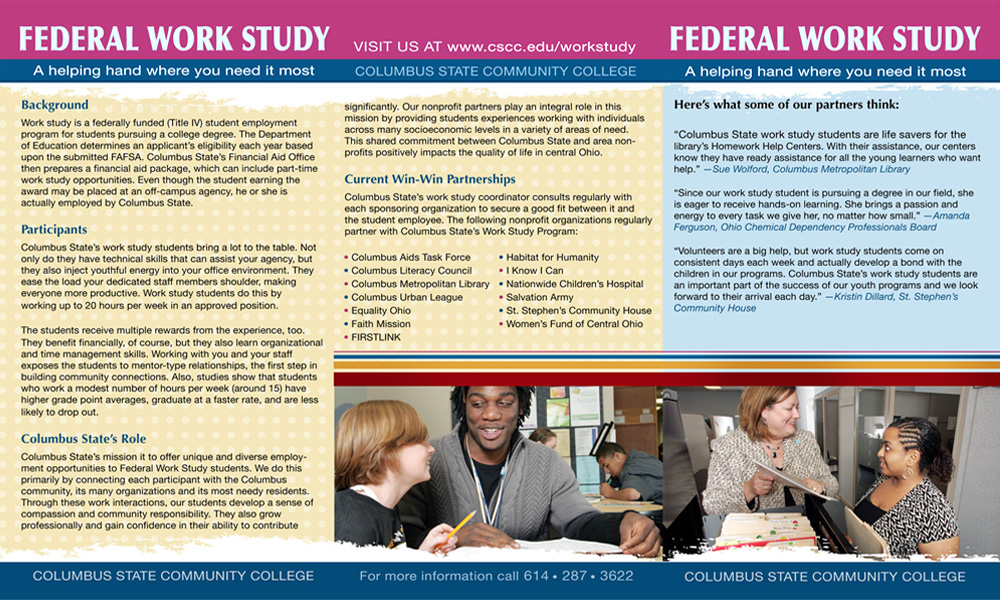 Federal Work-Study (FWS) - University of Kansas