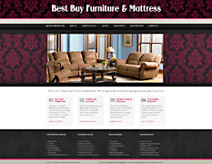 Webphotographix Design -  Furniture Website